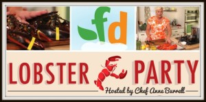 Tips For Preparing Lobster And Hosting A Lobster Party! #FDLobsterParty @FreshDirect #Ad