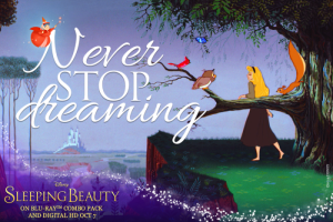 Dreams Can Come True! Sleeping Beauty Diamond Edition #Giveaway #SleepingBeautyPromo #Ad