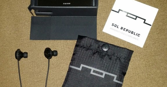 My Favorite In-Ear Headphones For Busy Moms! @SOLREPUBLIC #Giveaway #Ad