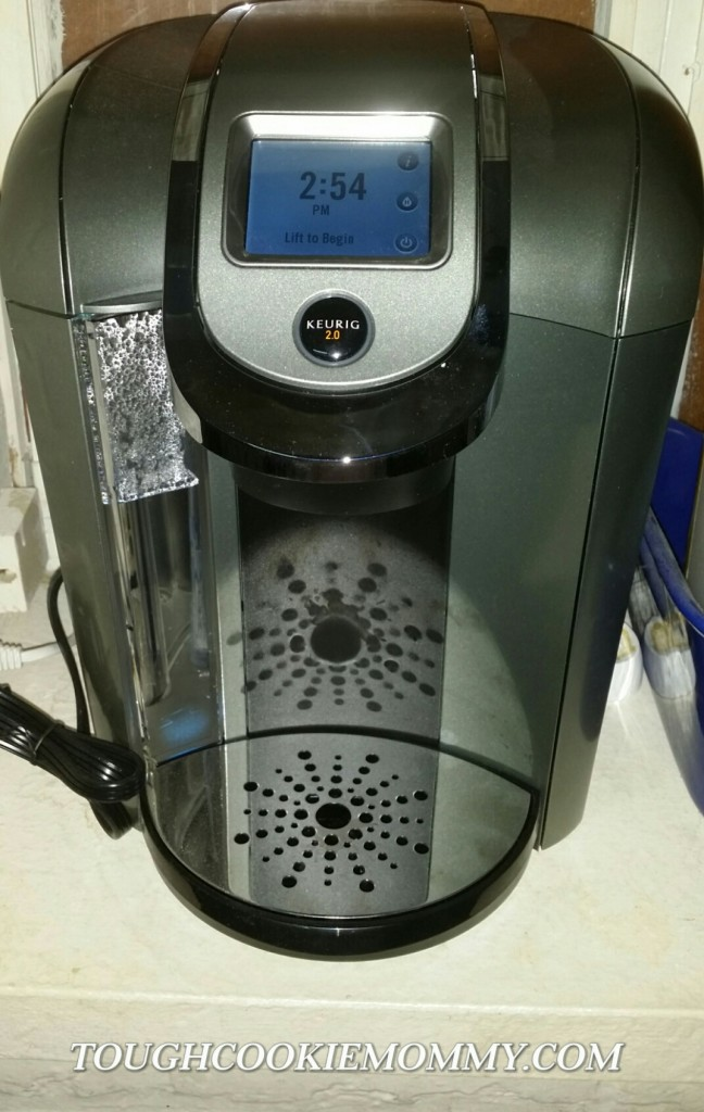 Introducing The New Keurig 2 0 Hot Beverage Brewing System