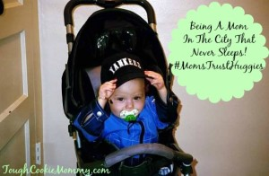 Being A Mom In The City That Never Sleeps! #MomsTrustHuggies @CVSHealth #cbias #Ad