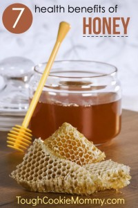 7 Health Benefits Of Honey