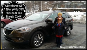 Adventures Of A New York City Family In The Mazda CX-9! #DriveSTI @MazdaUSA @DriveSTI #Ad