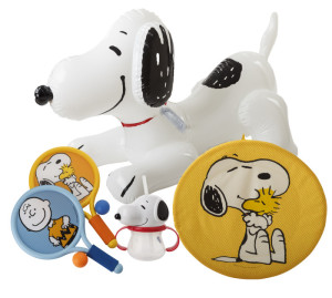 Get Ready For Summertime With The Peanuts Gang! #PeanutsAtTarget @Snoopy @Target #Giveaway #Ad