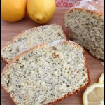 Straight From The Oven-Lemon Almond Poppy Seed Bread Recipe