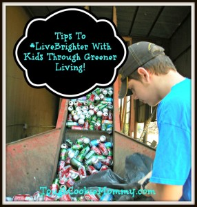 Tips To #LiveBrighter With Kids Through Greener Living! #DirectEnergy @DirectEnergy #Ad
