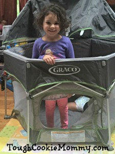 Graco's Pack 'n Play Playard Sport Is Big Hit With Mom Of Six! @GracoBaby #GracoBaby #Ad