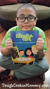 Teach Your Children To Celebrate Their Differences! #LaFamiliaCool #Giveaway #Ad