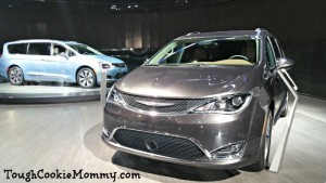 Fall In Love With The All-New 2017 Chrysler Pacifica! #PacificaPlayZone @Chrysler #Ad