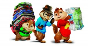 Hit The Road With Alvin And The Chipmunks! @Entenmanns #Giveaway #Ad