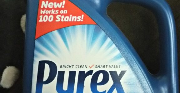Remove Stains With Purex Plus Clorox 2 Detergent! @Purex #SocialInsiders #Giveaway #Ad