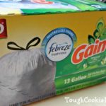 Get Your Kitchen Ready For Family Night! @Glad #Ad