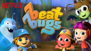 Help Your Kids Learn Big Lessons! #BeatBugs #StreamTeam @Netflix #Ad