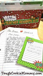 Kick Off A New School Year With Your Own Teacher Rewards Kit! #TeacherRewardsKit #Ad