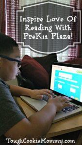 Inspire Love Of Reading With PreK12 Plaza! @PreK12Plaza #PreK12Plaza #Ad