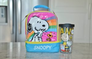 Start The School Year Off Right! #PeanutsInsiders @Snoopy #Giveaway #Ad