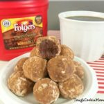 Dark Chocolate Coffee Truffles @Folgers #Folgers #Ad