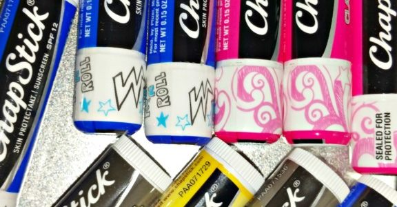 Backpack Essentials For This School Year! @ChapStick #Giveaway #Ad