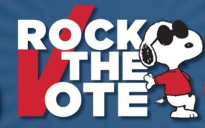 Rock The Vote With Peanuts! #PeanutsInsiders #Giveaway @Snoopy #Ad