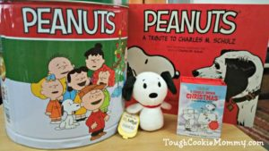 We Are Officially Into The Peanuts Holiday Season! #PeanutsInsiders #Giveaway @Snoopy #Ad