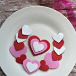 Dollar Store DIY: Heart Plate Wall Hanging