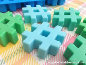 Hashtag Soaps