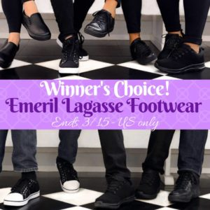 Step Into Stylish Comfort! @Emeril #Giveaway #Ad