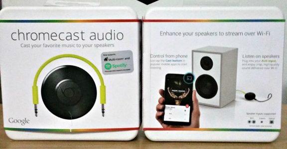 Stream Crystal Clear Sound With Chromecast Audio! @BestBuy @Chromecast  #ad