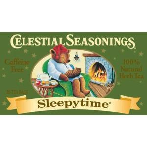 Celestial Seasonings Sleepytime Green Lemon Jasmine Tea Review and Giveaway