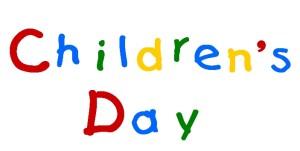 Celebrate Children's Day!