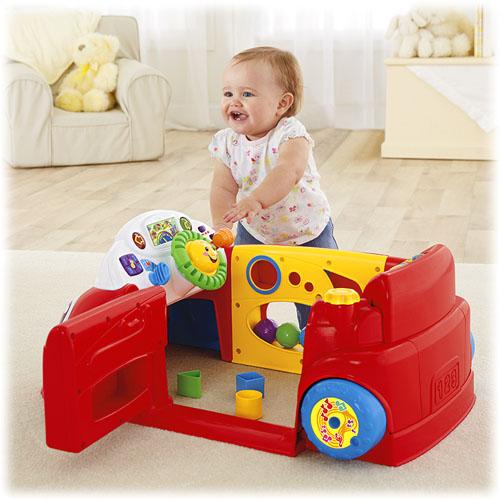 Fisher-Price® Laugh & Learn™ Crawl Around™ Car