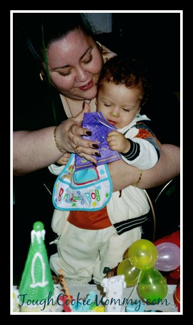 My oldest son's First Birthday Party!