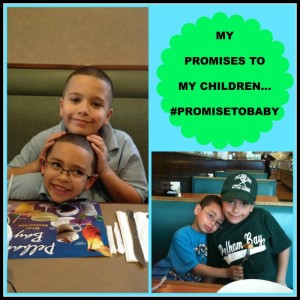 My Promises To My Children… #PromiseToBaby #Partner #LatinaBloggers