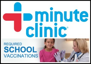 Make Sure Your Kids Don't Miss Their First Day Of School! @MinuteClinic #GoBackHealthy #Ad