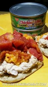 Enjoy Kid-Friendly Recipes This School Year! #ChickenOfTheSea @COSMermaid #BackToSchool #Ad