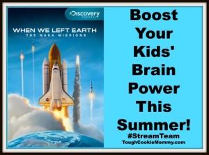 Boost Your Kids' Brain Power This Summer! #StreamTeam #Partner @Netflix