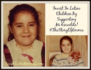 Invest In Latino Education By Supporting Mi Escuelita! #TheStoryOfEmma #cbias #edu #Ad