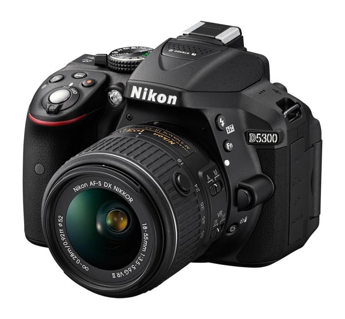 DI multi Nikon D5300