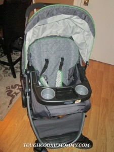 Busy Moms Love The Graco Modes Click Connect Travel System! @GracoBaby #GracoBaby #Ad