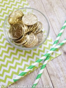 St. Patrick's Day Game: Gold Coin Minute to Win It