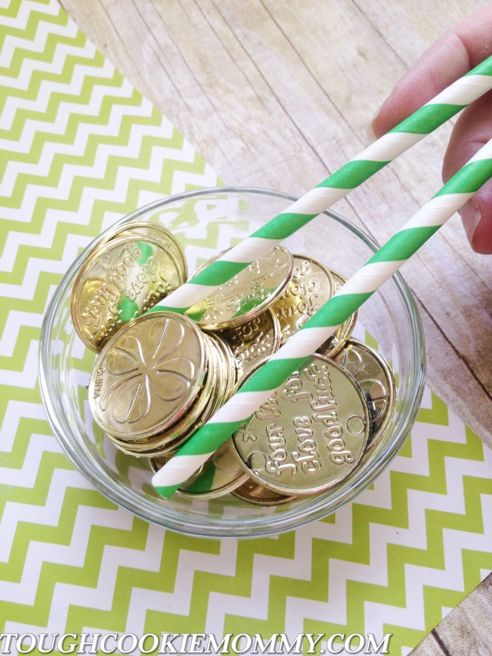 St Patrick S Day Game Gold Coin Minute To Win It Tough