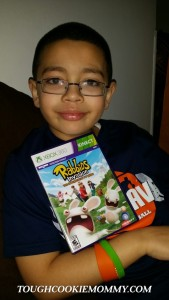 Experience The Rabbids® Invasion TV Show In A New Way! @Ubisoft @Rabbidsofficial @Kidzvuz #Ad