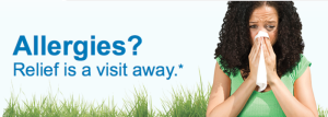 How Can You Get Allergy Relief? @MinuteClinic #SneezeFreeSpring @CVS_Extra #Partner