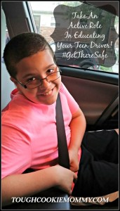 Take An Active Role In Educating Your Teen Driver! #GetThereSafe @Allstate #DiMe #Ad
