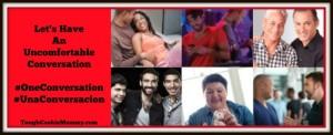 Let's Have An Uncomfortable Conversation @TalkHIV #OneConversation #UnaConversación #Ad