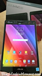 Enjoy The Luxurious ASUS ZenPad S 8.0 On Your Terms! @ASUS #Giveaway #Ad