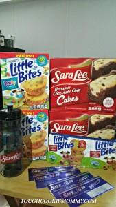 Sara Lee Snacks And Entenmann's Little Bites Back To School #Giveaway! #GoodToGo #BTS #Ad