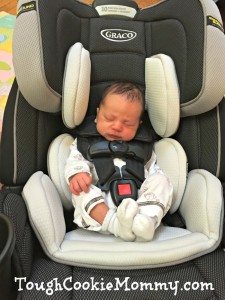 Enjoy Ten Years With One Car Seat! @GracoBaby #GracoBaby #Giveaway #Ad