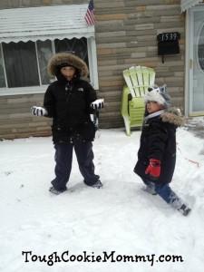 Face Winter Head On And Enjoy Outdoor Activities! #PassThePuffs @Puffs #Ad