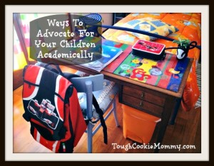 Ways To Advocate For Your Children Academically